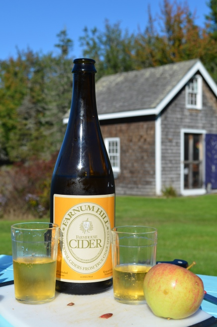 Farnum Hill Cider / Meg Hannan Photo