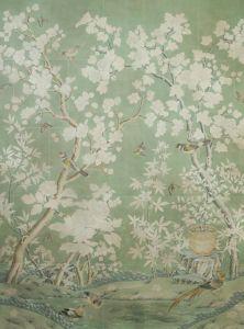 Green Gracie Wallpaper