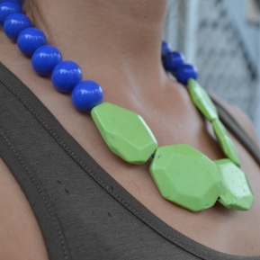 Hanoi Necklace / Meg Hannan Designs / www.meghannandesigns.com
