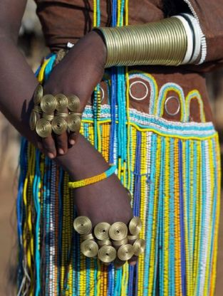 African Beads / http://thisbeadifulworld.tumblr.com/