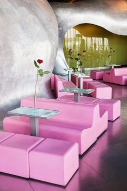 Georges Restaurant, Paris, Photo by Zagat