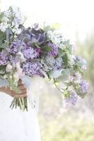 Lilac Bouquet - Lauren Albanese Photography