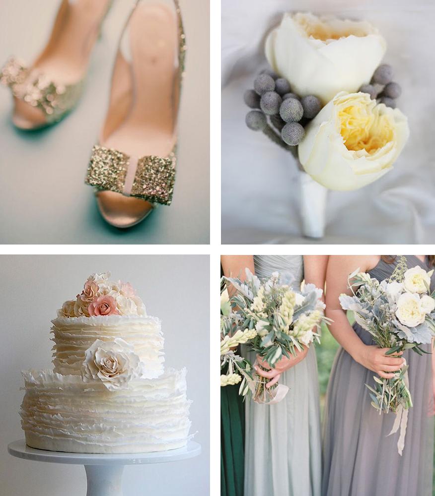 Sarah Wedding Inspiration Board